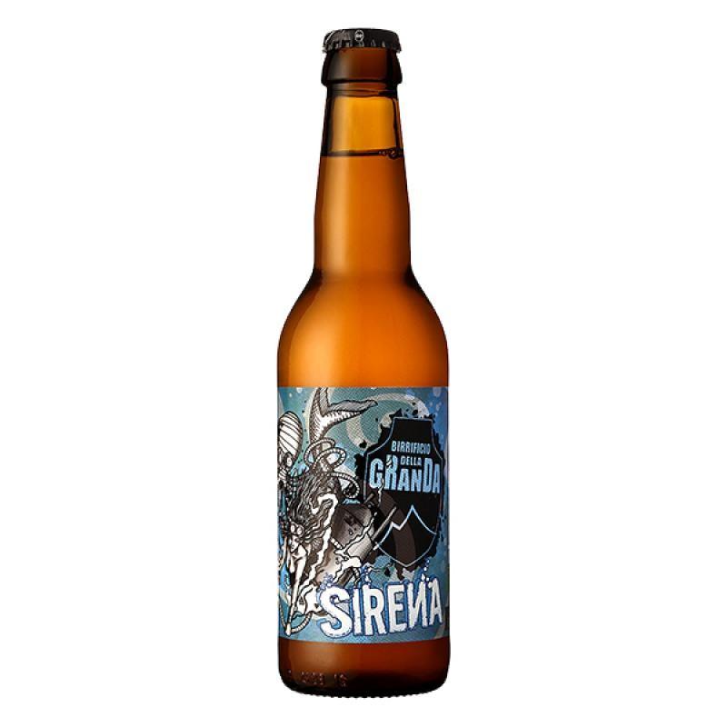 biere - BIRRIFICIO DELLA GRANDA SIRENA 33CL - Planète Drinks