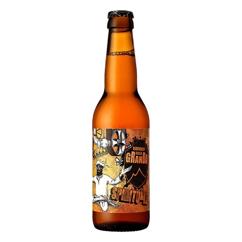 biere - BIRRIFICIO DELLA GRANDA SPIRITUALE 33CL - Planète Drinks