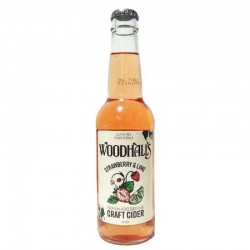 WOODHALLS STRAWBERRY & LIME...