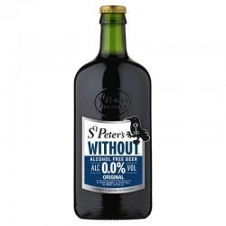 biere - ST PETER'S ORIGINAL SANS ALCOOL 0.50L - Planète Drinks