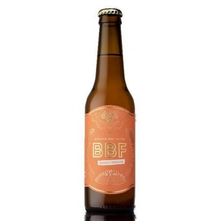 biere - BORDEAUX BEER FACTORY MOSAIC SESSION 0.33L - Planète Drinks