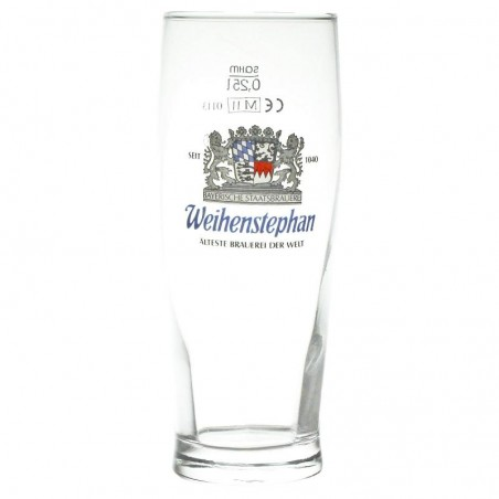 WEIHENSTEPHANER VERRE 25CL