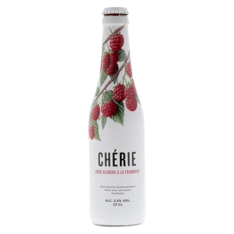biere - CHERIE FRAMBOISE 33CL - Planète Drinks