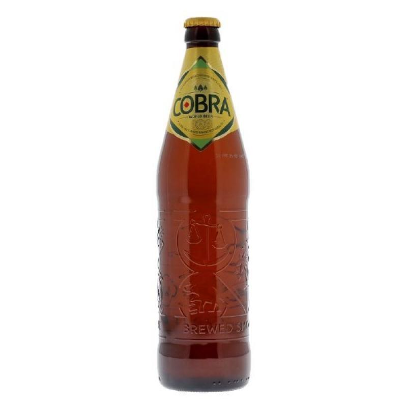 biere - COBRA WORLD BEER 66CL - Planète Drinks