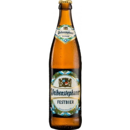 WEIHENSTEPHANER FESTBIER 50CL