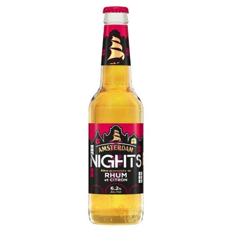 biere - AMSTERDAM NIGHTS 33CL - Planète Drinks