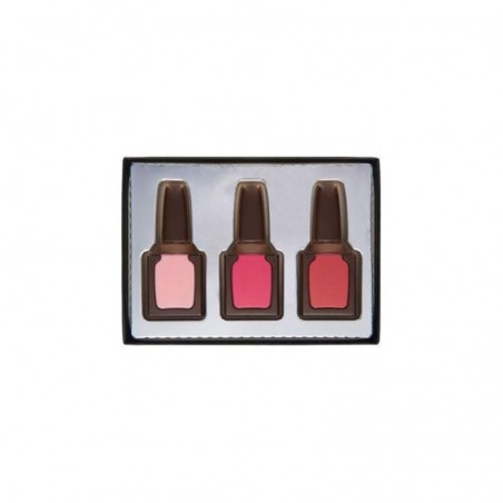 COFFRET CHOCOLAT VERNIS A ONGLES 70G