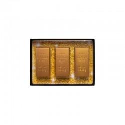 COFFRET CHOCOLATS - COFFRET CHOCOLAT LINGOTS 75G - Planète Drinks