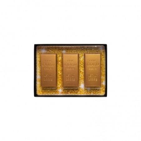 COFFRET CHOCOLAT LINGOTS 75G