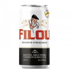 biere - FILOU 0.25L CAN - Planète Drinks