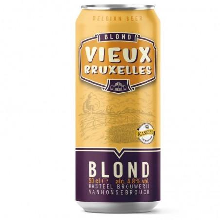 VIEUX BRUXELLES BLONDE 0.50L CAN