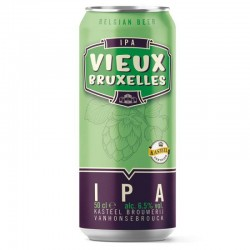 VIEUX BRUXELLES IPA 0.50L CAN