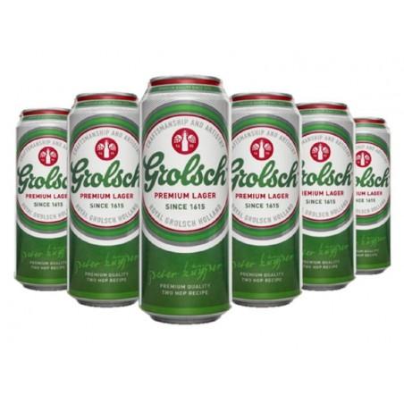 MONDE - GROLSCH 6*50CL CAN - Planète Drinks