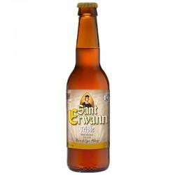 biere - SANT ERWANN TRIPLE 33CL - Planète Drinks