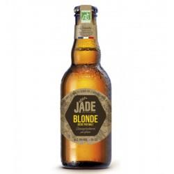 biere - JADE BLONDE 25CL - CERTIFIE FR-BIO-01 - Planète Drinks