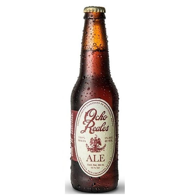 biere - OCHO REALES ALE 35,5CL - Planète Drinks