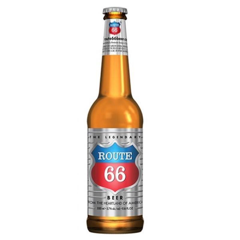 biere - ROUTE 66 IPA 33CL - Planète Drinks