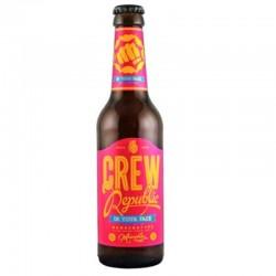 biere - CREW REPUBLIC IN YOUR FACE 0.33L - Planète Drinks