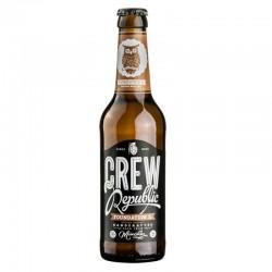 biere - CREW REPUBLIC FOUNDATION 11 0.33L - Planète Drinks