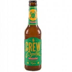 biere - CREW REPUBLIC HOP JUNKIE 0.33L - Planète Drinks
