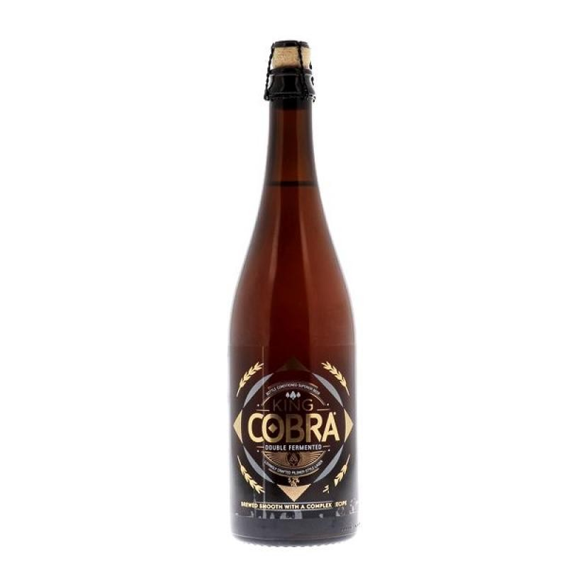 biere - KING COBRA 0.75L 5.2% - Planète Drinks