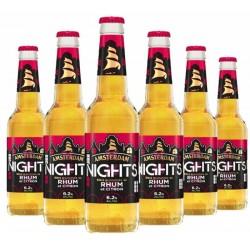- AMSTERDAM NIGHTS 6*33CL - Planète Drinks