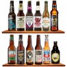 COFFRET BIERE - BOX DECOUVERTE 12 BIERES DE TYPE IPA 12*0.33L - Planète Drinks