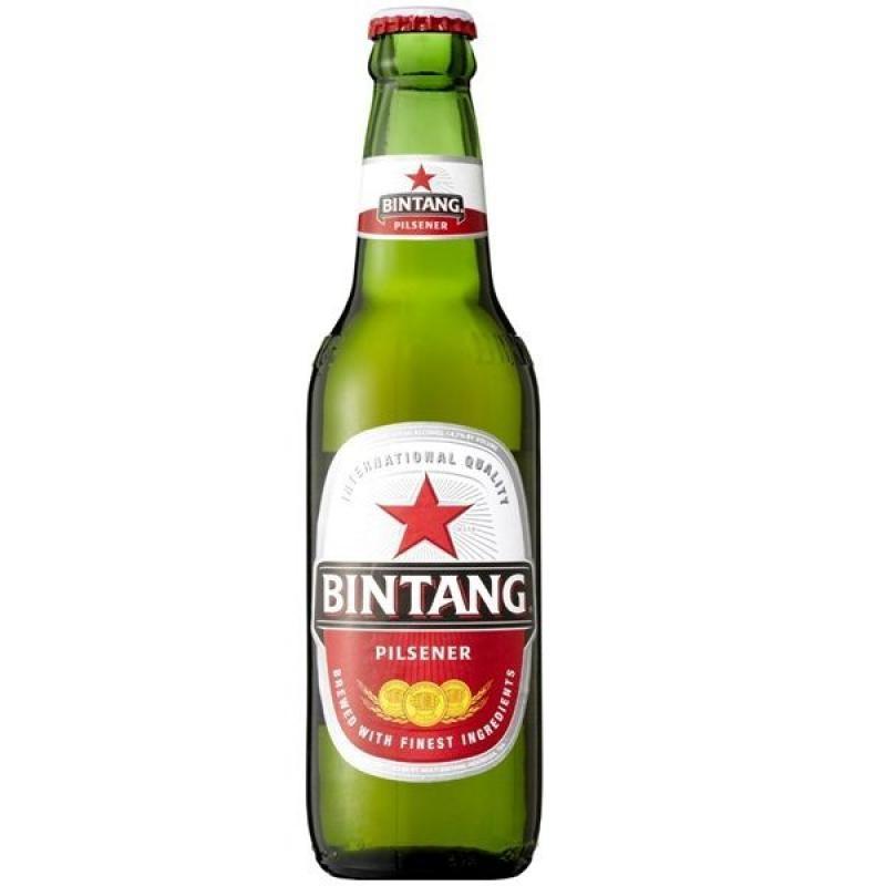 biere - BINTANG 0.33L - Planète Drinks