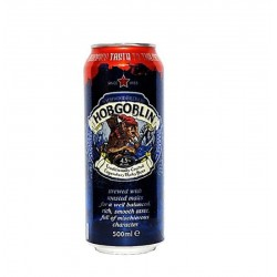 biere - WYCHWOOD HOBGOBLIN 50CL CAN 4.5% - Planète Drinks