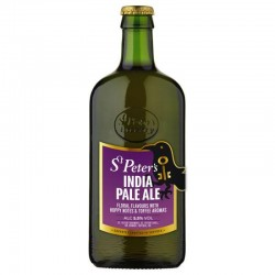 ST PETER'S INDIA PALE ALE...