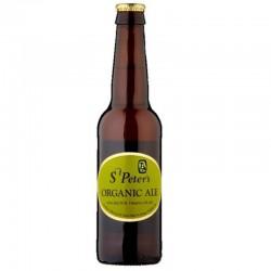 biere - ST PETER'S ORGANIC ALE 33CL - CERTIFIE FR-BIO-01 (MB) - Planète Drinks