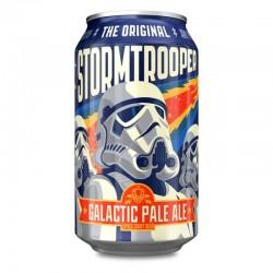 biere - ST PETER'S STORMTROOPER GALACTIC PALE ALE 0.33L CAN (MB) - Planète Drinks