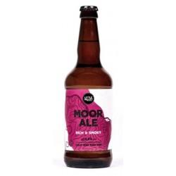 biere - LITTLE VALLEY  MOOR ALE 33CL - CERTIFIE FR-BIO-01 (MB) - Planète Drinks