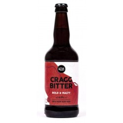 biere - LITTLE VALLEY  CRAGG BITTER 33CL - CERTIFIE FR-BIO-01 (MB) - Planète Drinks
