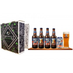 biere - DISCOVERY BEER BOOK STORMTROOPER 5*33CL + 1 VERRE - Planète Drinks