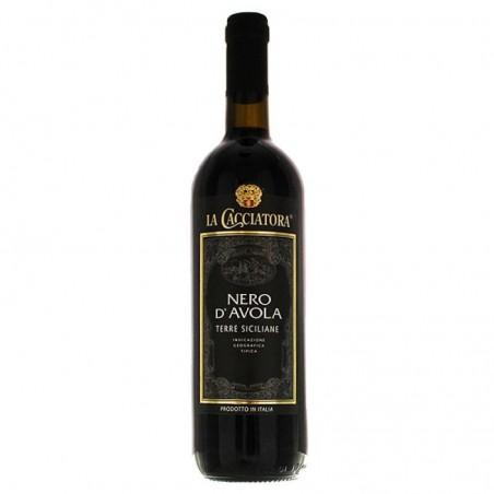 VIN - NERO AVOLA SICILIA DOC 75CL - Planète Drinks