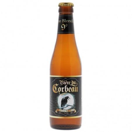 biere - BIERE DU CORBEAU 33CL - Planète Drinks