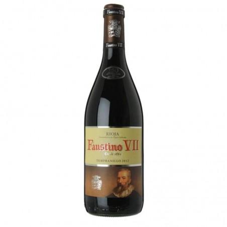 VIN - FAUSTINO VII RIOJA ROUGE 0,75L - Planète Drinks