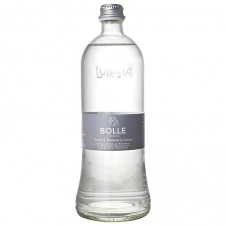 EAU GAZEUSE - LURISIA BOLLE EAU GAZEUSE 75CL - Planète Drinks