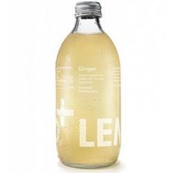 EAU PLATE - LEMONAID GINGEMBRE 33CL - Planète Drinks