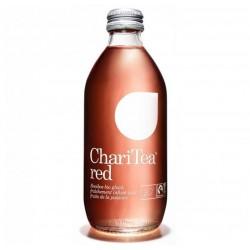 EAU PLATE - CHARITEA RED 33CL - Planète Drinks