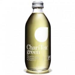 EAU PLATE - CHARITEA GREEN 33CL - Planète Drinks