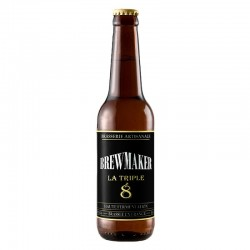 BREWMAKER TRIPLE 33CL