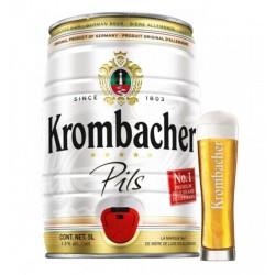 - KROMBACHER FUT 5L +1 VERRE - Planète Drinks