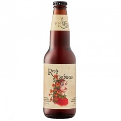 biere - DIEU DU CIEL ROSE D HIBISCUS 33CL - Planète Drinks