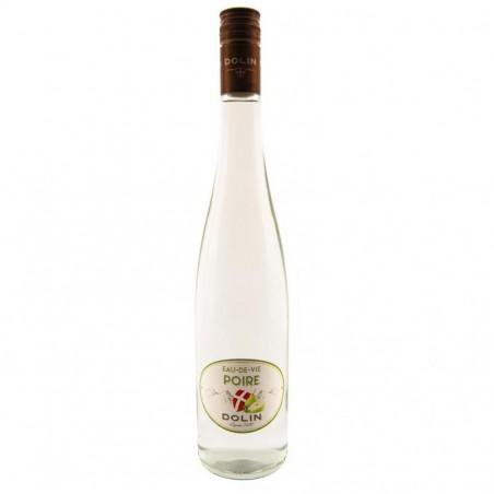 EAU DE VIE - DOLIN EAU DE VIE POIRE WILLIAMS 70CL - Planète Drinks