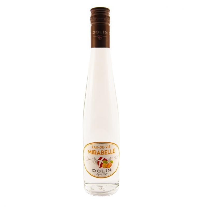 EAU DE VIE - DOLIN EAU DE VIE MIRABELLE 35CL - Planète Drinks