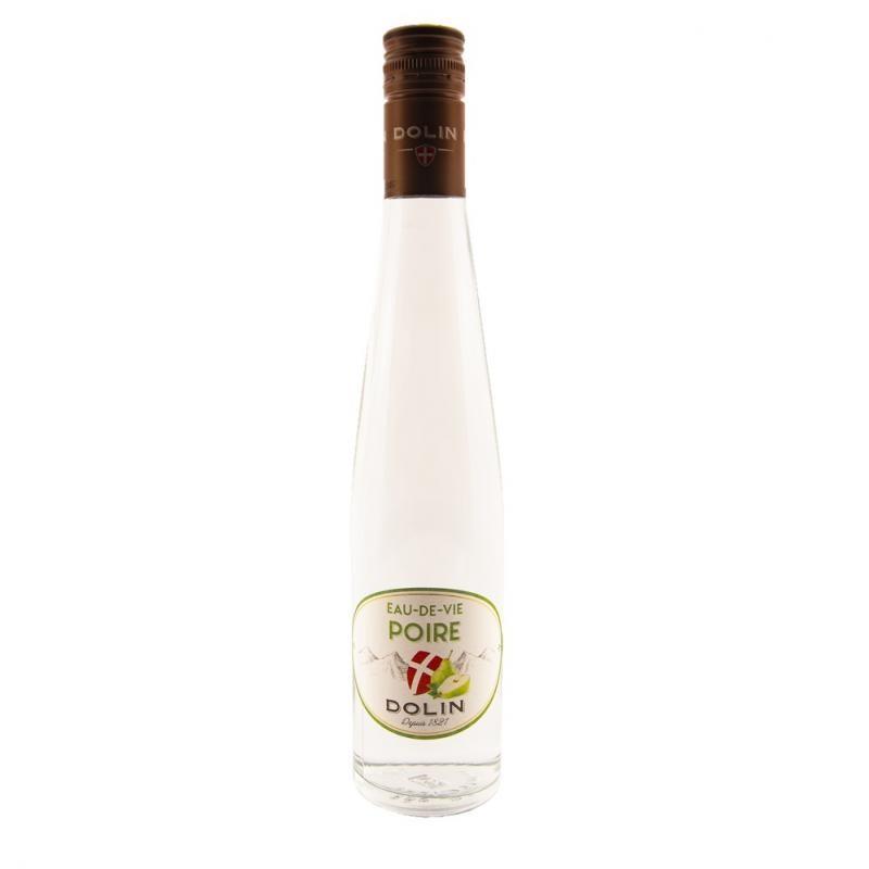 EAU DE VIE - DOLIN EAU DE VIE POIRE WILLIAMS 35CL - Planète Drinks