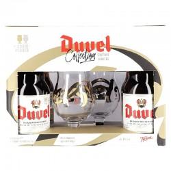 DUVEL COFFRET 4*33CL + 2...