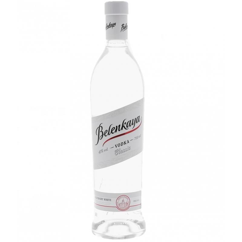 VODKA - BELENKAYA VODKA CLASSIC 70CL - Planète Drinks